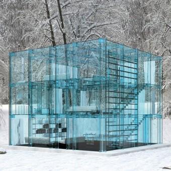 7 διάφανα κτίρια, εξ ολοκλήρου από γυαλί!